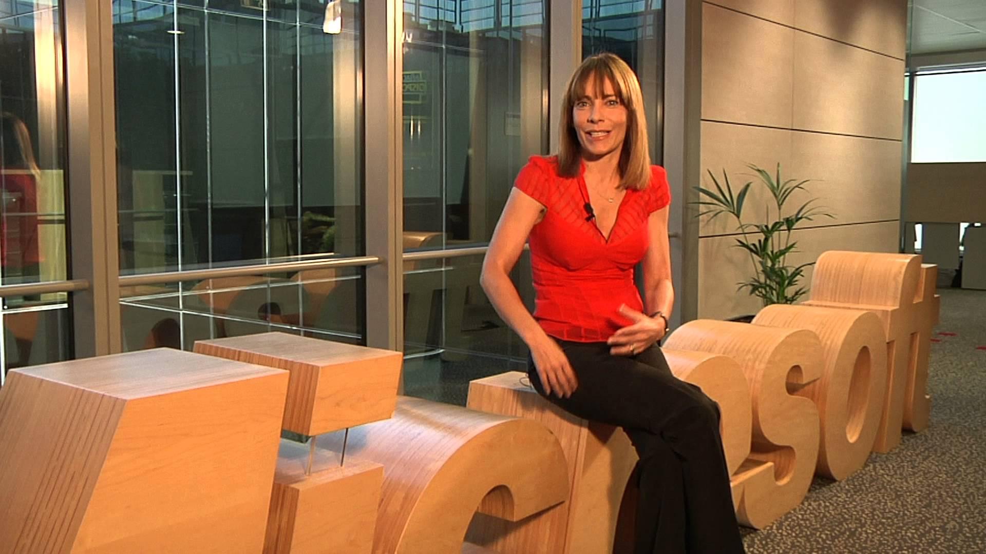 María Garaña - Microsoft