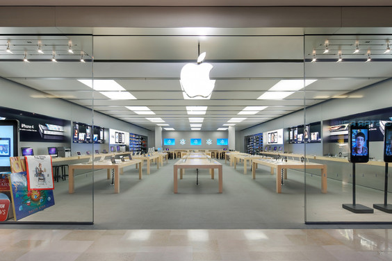Apple Store Xanadú